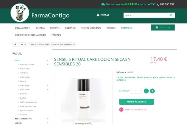 Sensilis Farmacontigo