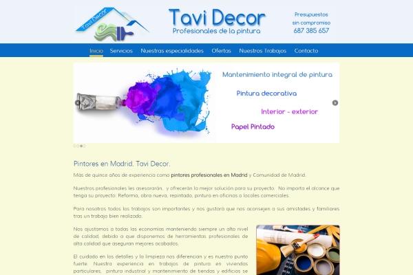 Pintores baratos en Madrid